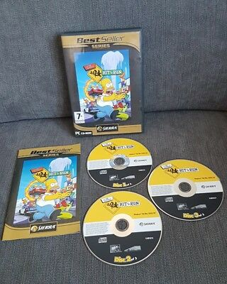 the simpsons hit and run rom