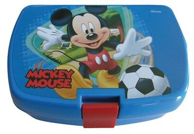 Disney Mickey Mouse Small Sandwich Lunch Box