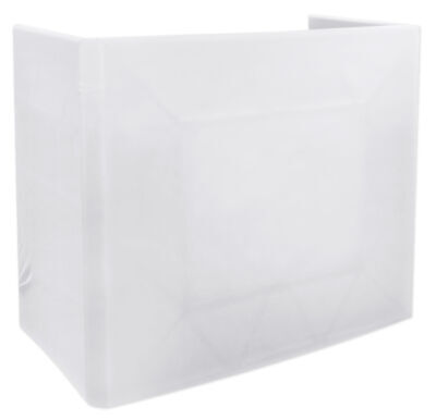 American DJ Pro-ETS White Scrim For Pro Event Table II DJ Booth Facade Truss