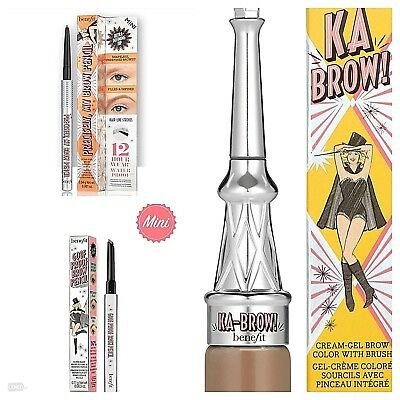 ❤Benefit Brow Makeup: KA-Brow (1.5g), Goof Proof, Precisely My Brow - AUTHENTIC❤