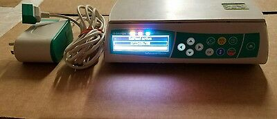 B Braun Infusomat Space Infusion Pump Model 8713050U with Power Supply