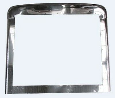 Peterbilt 379 Extended Hood Stainless Steel Grille Surround Pt0123