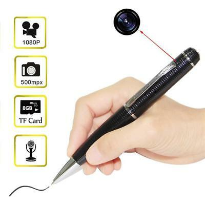 Full HD 1080P Spy Mini Camera Pen USB Hidden DVR Camcorder Video Audio Recorder