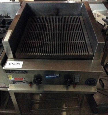 Goldstein Commercial Gas Grill, CHDS-24