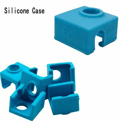 Portable 3D Printer MK7/8/9/10 Silicone Socks Warm Keeping Cover Insulation Case