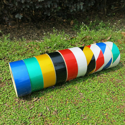 50mm x 3 Car  Reflective Safety Warning Conspicuity Tape Film Sticker Multicolor