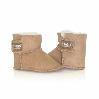 UGG BOOTS - Girl Bootie Cradle - Baby Erin Infant, No Sole