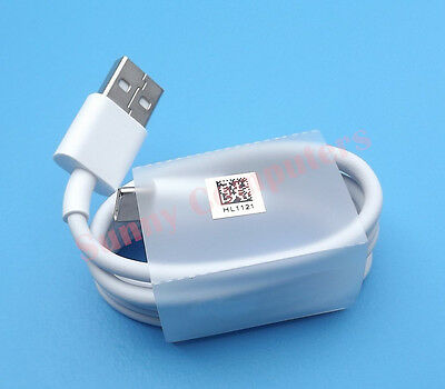 Genuine USB-C Adapter Cable Data Sync Power Charger Cord For Huawei P20 Pro AU