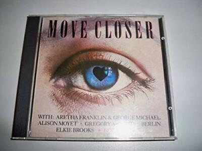 VARIOUS ARTISTS - MOVE CLOSER - VARIOUS ARTISTS CD IKVG The Cheap Fast Free Post