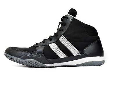 SEGA Ring Shoes Wrestling Boxing Gym High Ankle Casual Multitask Trainers MRP£40