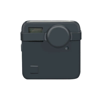 Silicone Protective Lens Cap Cover for GoPro Fusion 360-Degree Sports Camera PB4