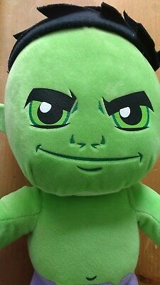 MARVEL Avengers Incredible Hulk Soft/Plush Toy