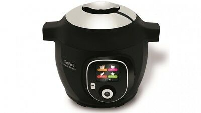 NEW MODEL! Tefal CY8518 Cook4Me+ Multicooker BLACK