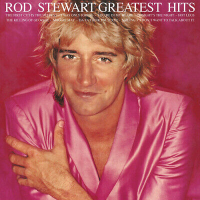 "Rod Stewart : Greatest Hits - Volume 1 VINYL 12"" Album (2018) ***NEW***"