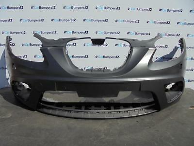 Seat Altea Freetrack Front Bumper 2007 - 2010 Genuine Seat Part *ob