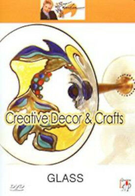 Creative Decor And Crafts - Glass [DVD], New DVD, ,