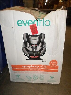 EVENFLO SECUREKID LX Booster Car Seat, Kohl - LOACAL PICK UP IN NEW ...