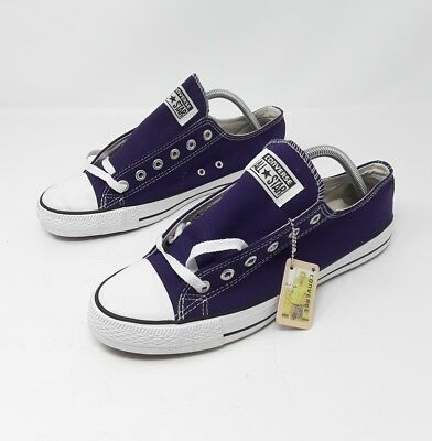 57b0793f925af6 Converse Chuck Taylor All Star Lo Electric Purple Women s Sneaker Shoe Size  9