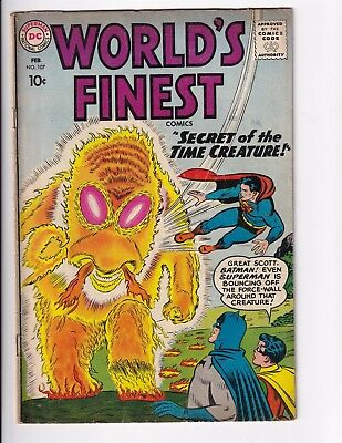 World's Finest Comics #107 (Feb 1960, DC)