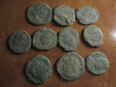 Ancient roman coins lot 13