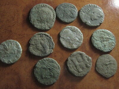 Ancient roman coins lot 14