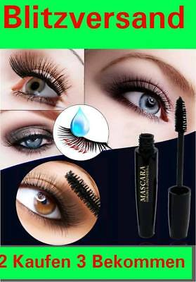 4D MISS ROSE Mascara Double Head  Charming Longlasting Augen  Make-up Wim 2018