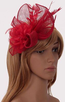Wedding Fascinators Hair Piece Headbands Hair Accessory Headpieces Ladies New