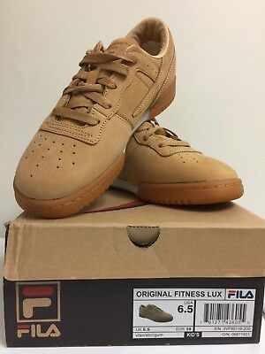 FILA ORIGINAL FITNESS Lux Youth Sneakers USA Size 6.5 EUR