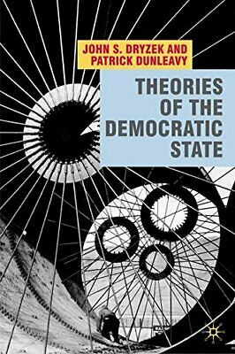 Theories of the Democratic State by Dryzek, John Paperback Book The Cheap Fast