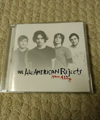 Move Along :The All-American Rejects (CD, Jul-2005, Interscope (USA)) B004791-02