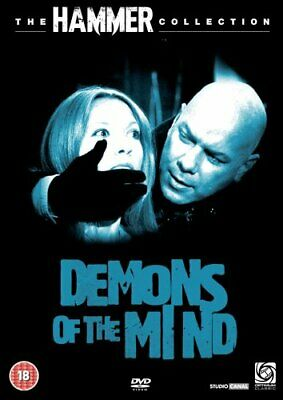 Demons of the Mind [DVD] [1972] - DVD  MEVG The Cheap Fast Free Post