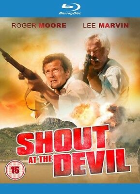 Shout at the Devil [New Blu-ray] UK - Import