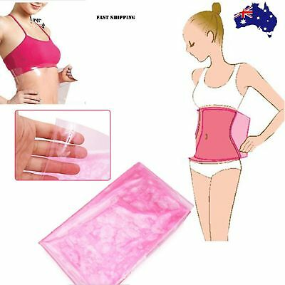 Weight Loss Sauna Wrap Slim Belt Tummy Waist Belly Shaper Lost Fat Slimming Body