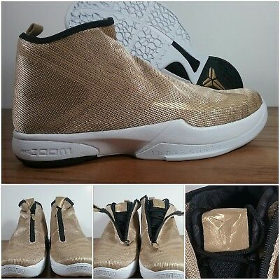 separation shoes d8765 4eace New Nike Zoom Kobe Icon Jacquard Gold Men s Basketball Shoes Size 12 819858 -700
