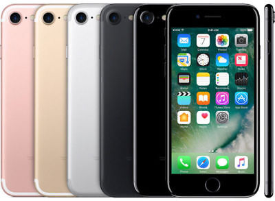 Apple iPhone 7 IOS Factory Unlocked Smartphone 32GB 128GB 12.0MP SIM Free