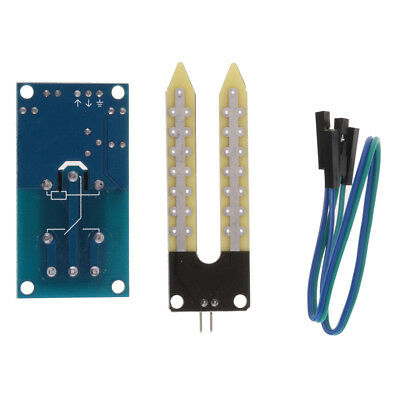 Soil Hygrometer Humidity Detection Module Moisture Water Sensor with Cables