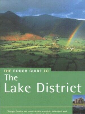 Rough Guide Travel Guides: The Lake District by Jules Brown (Paperback /