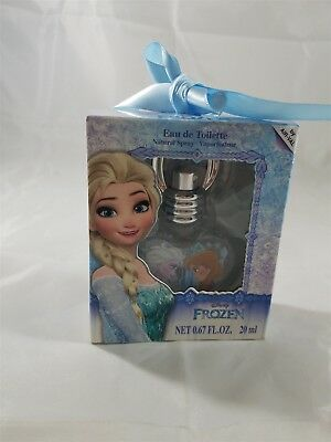 Disney Frozen Eau De Toilette Natural Spray 20 ML NIP