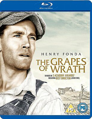 The Grapes of Wrath [Blu-ray] New DVD! Ships Fast!