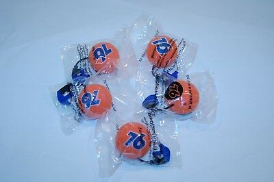 Lot (5) New/Sealed Union 76 Antenna Ball Topper with Gas Pump A18