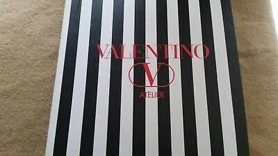 VALENTINO ROMA ATELIER Katalog Modemagazin Stoffmusterbuch Herbst Winter 2000/01