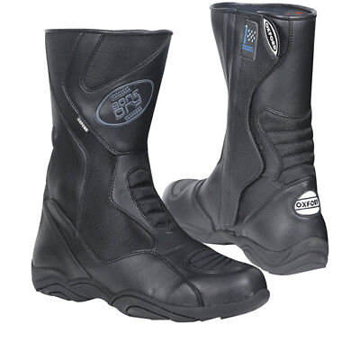 Oxford Bonedry Waterproof Motorcycle Touring Boots