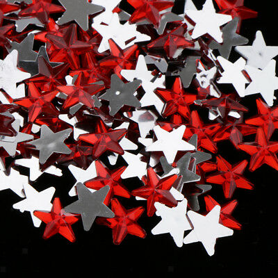500pcs Glitter Star Sprinkle Confetti Table Scatter Party Accessories DIY