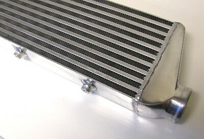 Universal Front Mount Intercooler (FMIC) 550x180x65 Core 57mm Inlet/Outlet 2.25""