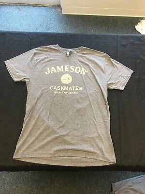 Jameson Caskmates Irish Whiskey T-shirt- XL