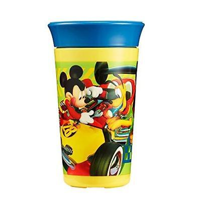 The First Years Disney Baby Simply Spoutless Cup, Mickey Mouse, 9 Ounce