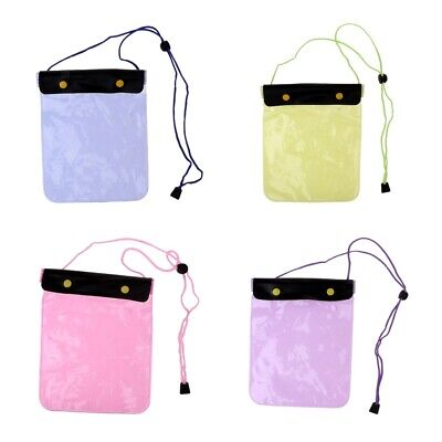 Universal Waterproof Phone Pouch Case Cover Storage Bag for Outdoor Sports