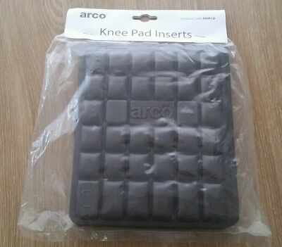 Arco Work Wear KNEE PADS for Trousers Pants Bib Brace Overalls Boilersuits