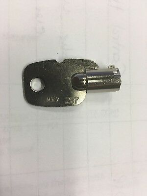 ZB7 - Key Only Maytag Service Panel Key MX7