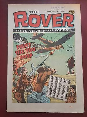 The Rover Comic - April 1st 1972 - The Star Story Paper for Boys #B2164
